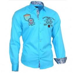BINDER DE LUXE košile pánská 81102 dlouhý rukáv
