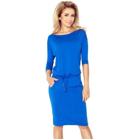 5c303b8ab10f NUMOCO šaty dámske 13-16 0 športové - modré - AZ-MODA.CZ