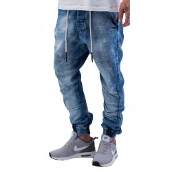Just Rhyse Eritrea Antifit Jeans Light Blue