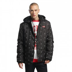 Ecko Unltd. / Winter Jacket Jack in black