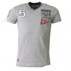 GEOGRAPHICAL NORWAY tričko pánské JEOFINGER