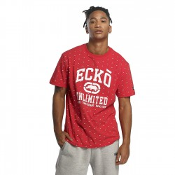 Ecko Unltd. / T-Shirt Everywhere are Rhinos in red