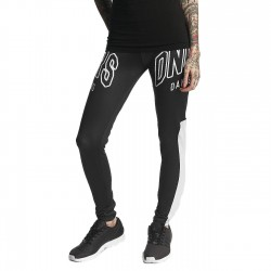 Dangerous DNGRS / Legging/Tregging Smear in black