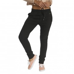 Just Rhyse / Sweat Pant Poppy in black