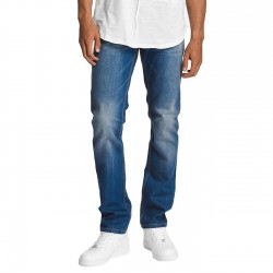 Rocawear / Straight Fit Jeans Relax in blue