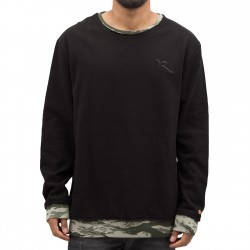 Rocawear / Pullover Sweatshirt in black