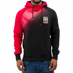 Dangerous DNGRS Raglan Hoody Black/Red