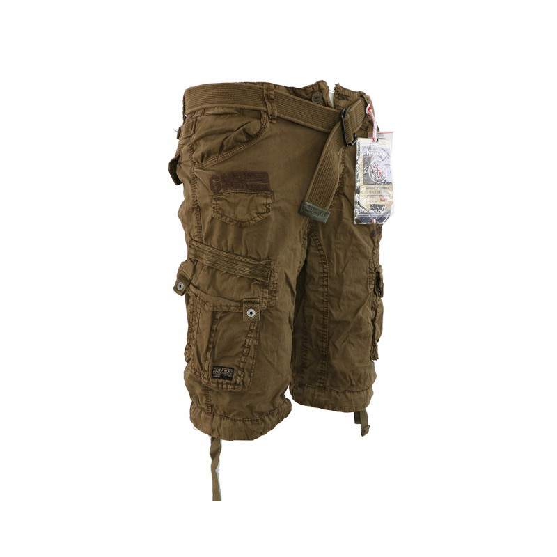 GEOGRAPHICAL NORWAY kalhoty pánské PARASOL bermudy kapsáče - AZ-MODA.CZ acef0b496a