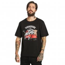 Dangerous DNGRS / T-Shirt Race City Wagon in black