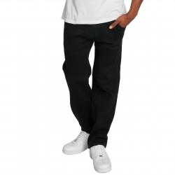 Dangerous DNGRS / Loose Fit Jeans Brother in black džínsy pánske