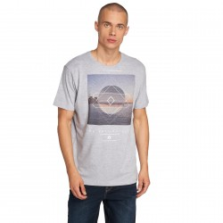Just Rhyse / T-Shirt Parachique in grey