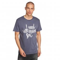Just Rhyse / T-Shirt Colàn in blue