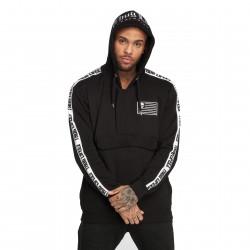 Thug Life / Hoodie Divers in black