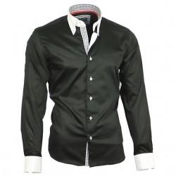 3ce8a26275fd BINDER DE LUXE košeľa pánska luxusné satén