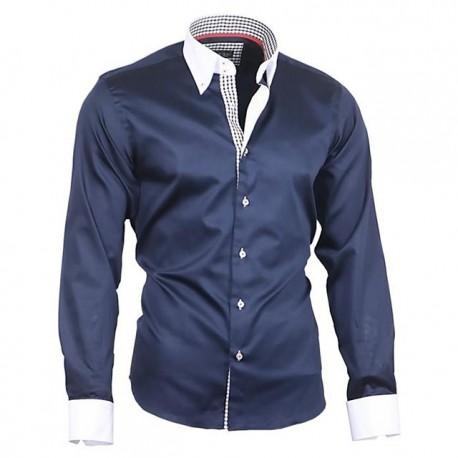 555b81c564af BINDER DE LUXE košile pánská 80804 luxusní satén - AZ-MODA.CZ