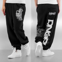 Dangerous DNGRS Logo Sweatpants Black