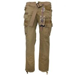 GEOGRAPHICAL NORWAY kalhoty pánské PANORAMIQUE PANT MEN 063 kapsáče