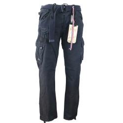 dd3ecccc3d7a GEOGRAPHICAL NORWAY nohavice pánske Panoramique PANT MEN 063 kapsáče