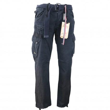 beff309195d4 Nové GEOGRAPHICAL NORWAY nohavice pánske Panoramique PANT MEN 063 kapsáče