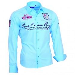 BINDER DE LUXE košile pánská 80505 dlouhý rukáv