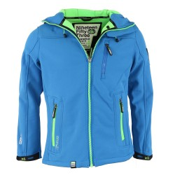 GEOGRAPHICAL NORWAY bunda pánska Tendancy softshell DRY TECH 5000