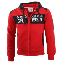 GEOGRAPHICAL NORWAY mikina pánska GLAPPING MEN 100