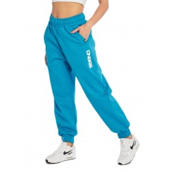 Dangerous DNGRS / Sweat Pant Leila in blue