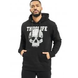 Thug Life / Hoodie Stay True in black