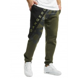 Dangerous DNGRS / Sweat Pant Pivot in olive