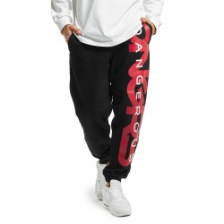 Dangerous DNGRS / Sweat Pant Hyena in black