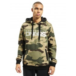 Dangerous DNGRS / Hoodie Classic in camouflage