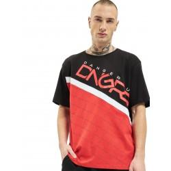 Dangerous DNGRS / T-Shirt Woody in red