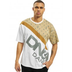 Dangerous DNGRS / T-Shirt Bear in white