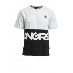 Dangerous DNGRS / T-Shirt Neurotic in black