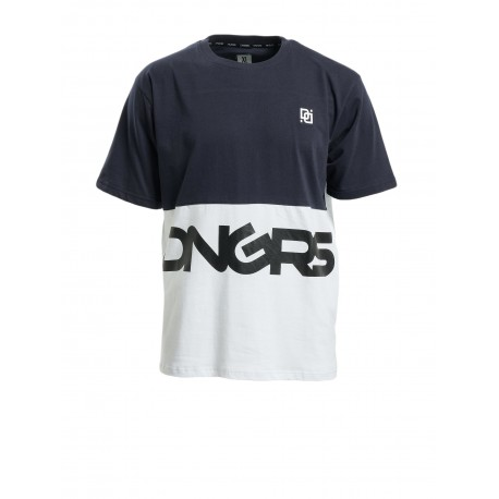 Dangerous DNGRS / T-Shirt Neurotic in white