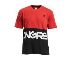 Dangerous DNGRS / T-Shirt Neurotic in red