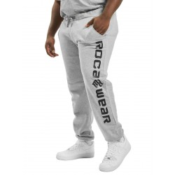 Rocawear / Sweat Pant Big Basic Fleece in grey