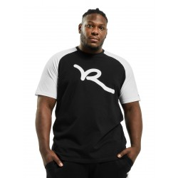 Rocawear / T-Shirt Big Raglan in black