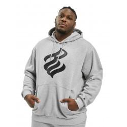 Rocawear / Hoodie Big Basic in grey