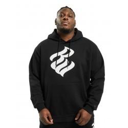Rocawear / Hoodie Big Basic in black