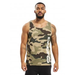 Dangerous DNGRS / Tank Tops Classic in camouflage