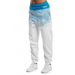 Dangerous DNGRS / Sweat Pant Fawn in white
