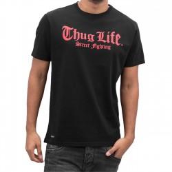 Thug Life Deadmood T-Shirt Black