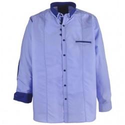 LAVECCHIA košeľa pánska 1401 nadmerná veľkosť