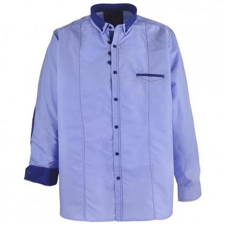 LAVECCHIA košile pánská 1401 nadměrná velikost
