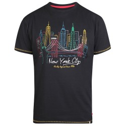 D555 tričko pánske SHELBY nadmerná veľkosť