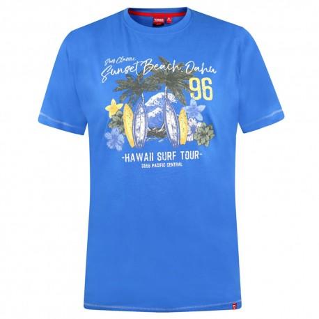D555 tričko pánské CHRISTIAN 1 nadměrná velikost