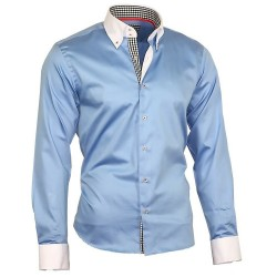 BINDER DE LUXE košile pánská luxusní 80801 satén