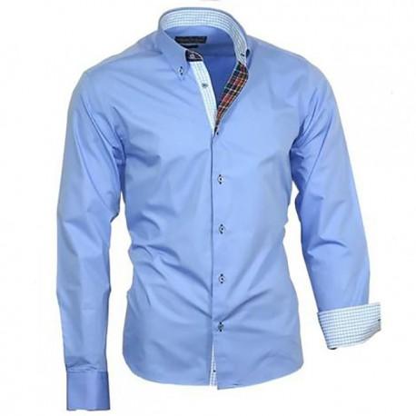 BINDER DE LUXE košile pánská 82304 dlouhý rukáv