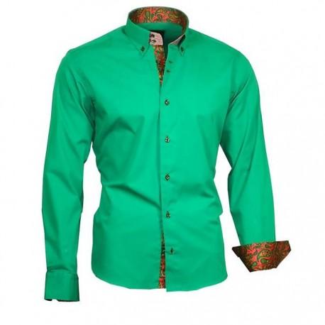 BINDER DE LUXE košile pánská 86003 dlouhý rukáv